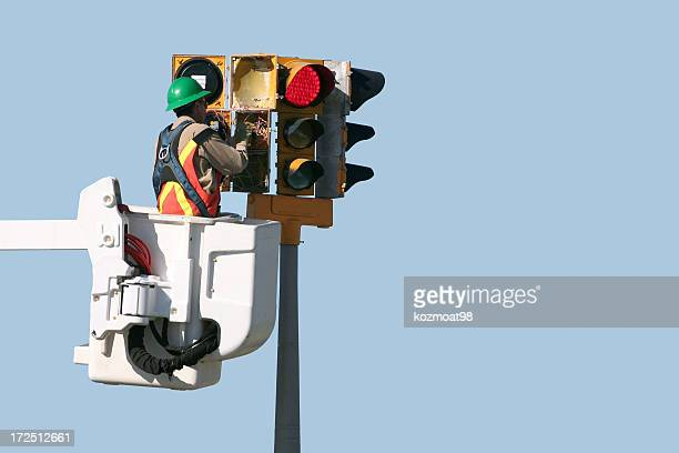 Traffic Light Repair