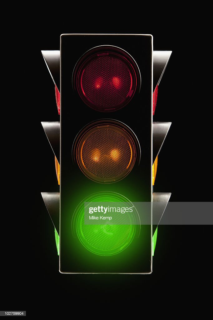 Traffic lights : Stock-Foto
