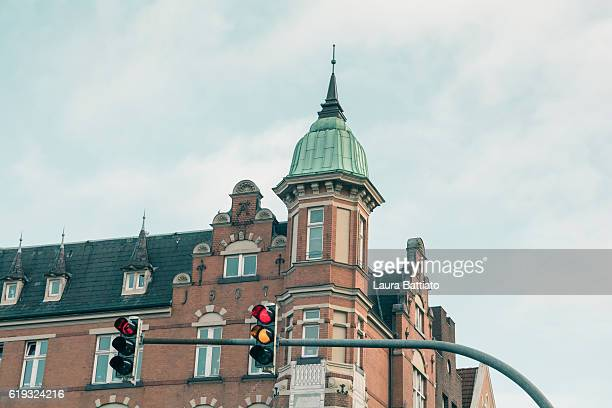 traffic lights - neo classical stock pictures, royalty-free photos & images