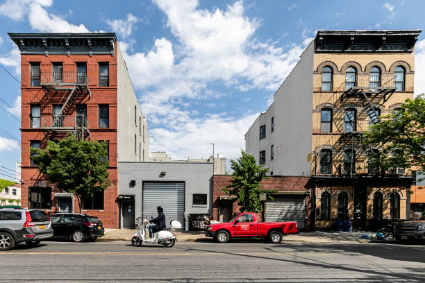 NY: Brooklyn's Red Hook Neighborhood As Area Recently Named Opportunity Zone