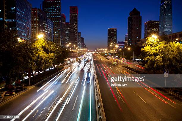 traffic of beijing