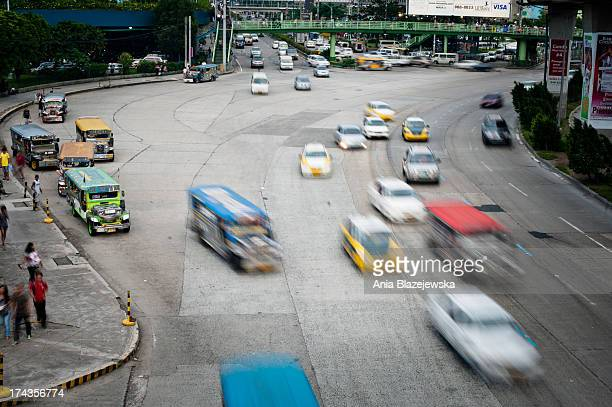 Traffic on EDSA