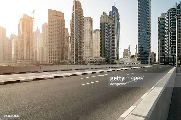 Traffic on street