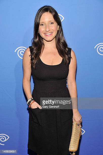 Traffic reporter Jamie Shupak attends the 2012 Time Warner Cable Media Cabletime Upfront at Yotel on June 7 2012 in New York City