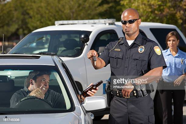 Traffic Stop for Drunk Driving
