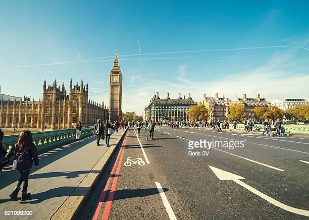 Traffic-free London