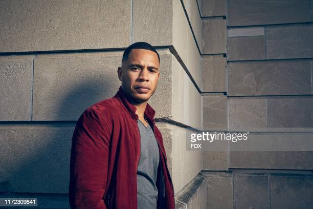 Trai Byers as Andre Lyon in Season 6 of EMPIRE premiering Tuesday September 24 on FOX