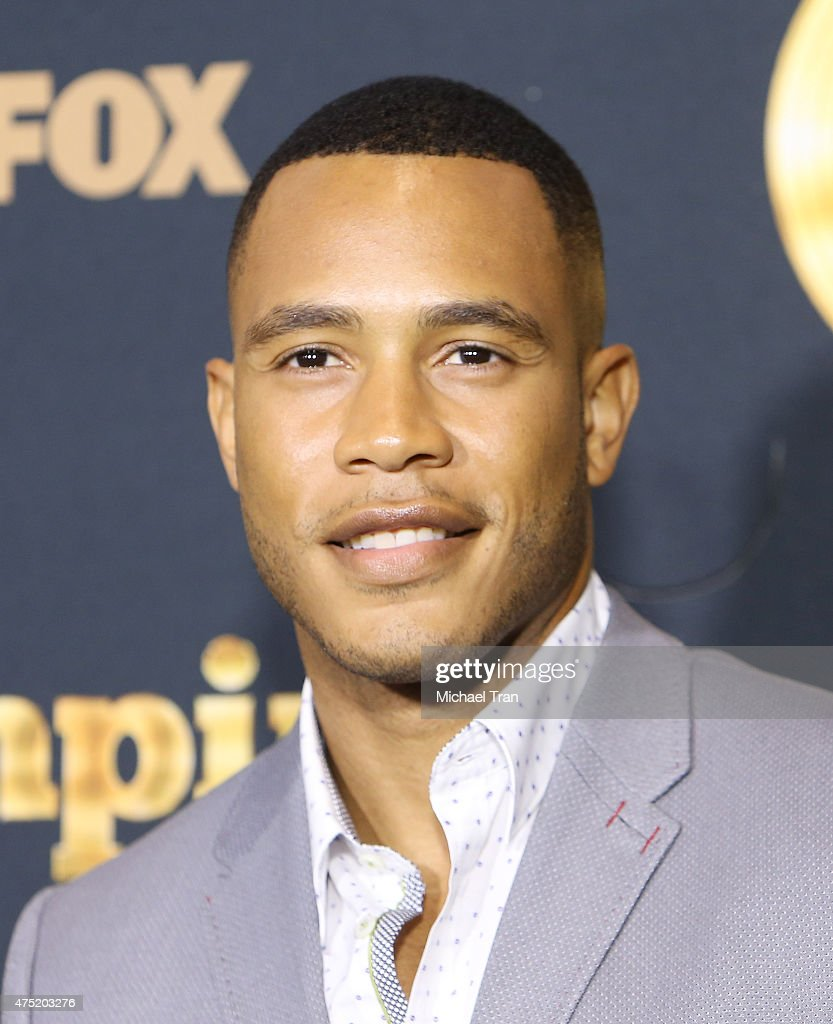 Television Academy Event For 'Empire' - A Performance Under The Stars At The Grove : News Photo