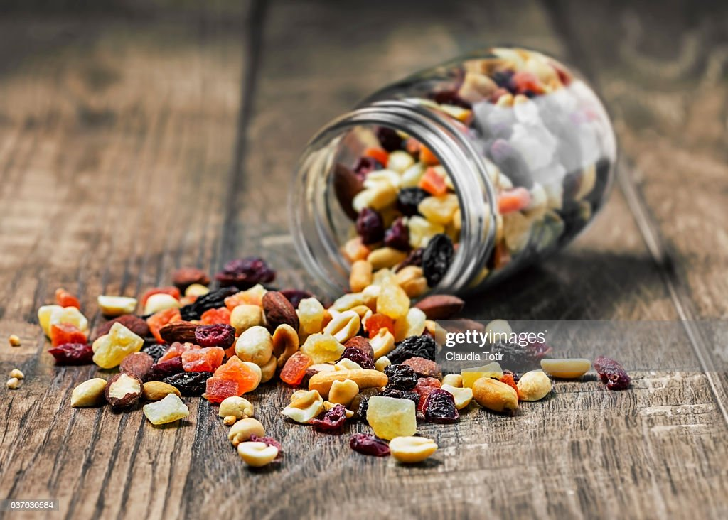 Trail mix : Stock Photo