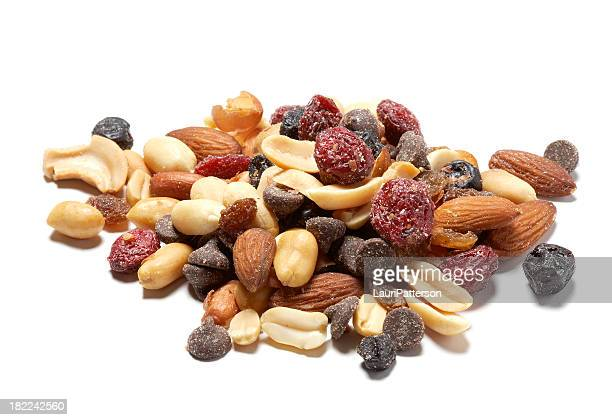 Trail Mix with Dried Cranberries