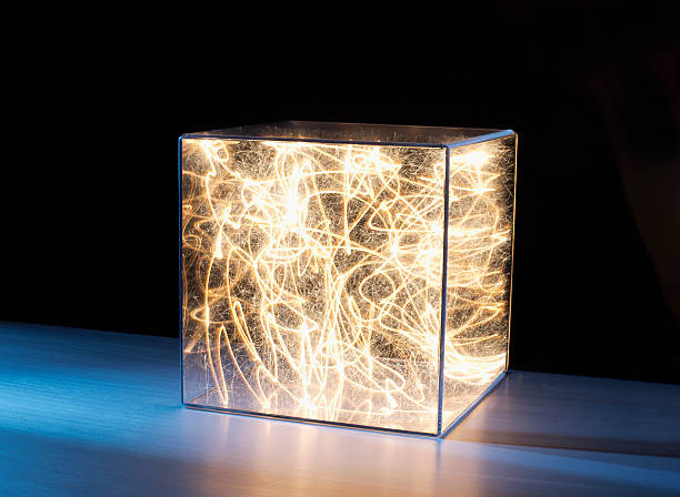 Energy Trapped in Box   Photos.com