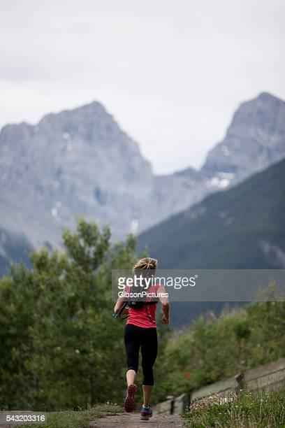 Trail Runner Girl