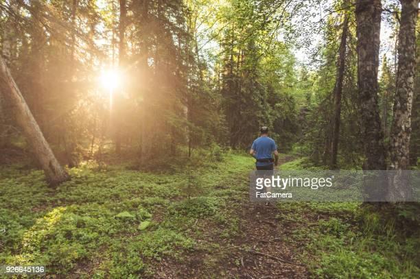 Trail Running en Alaska