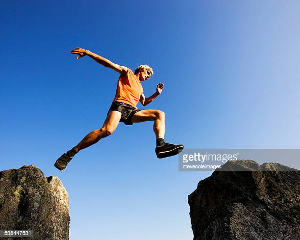 trail running - forward athlete stock pictures, royalty-free photos & images