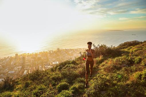Trail Running. - gettyimageskorea