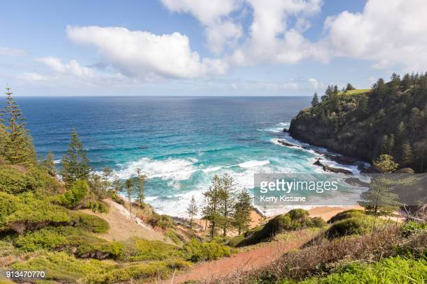 Trail to Anson Bay on Norfolk Island