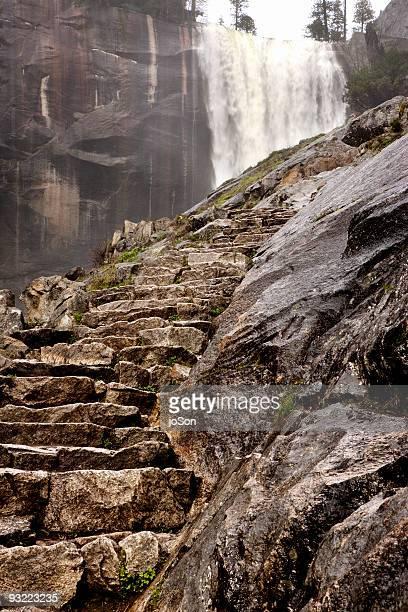 Trail to Vernal Falls