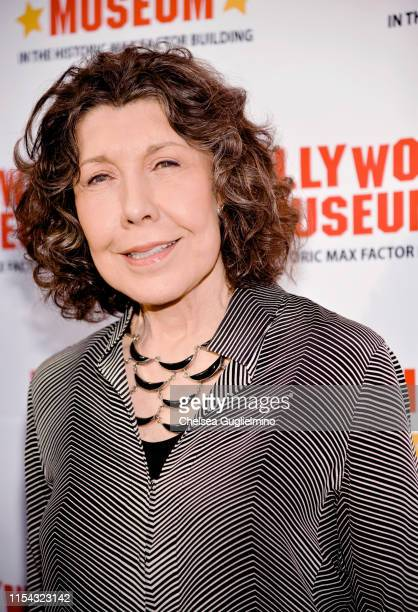Trailblazer Award recipient Lily Tomlin attends The Hollywood Museum's 7th annual REAL to REEL Portrayals and Perceptions of LGBTQ's in Hollywood...