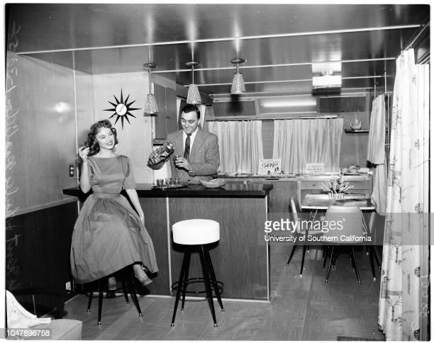 Trailer Life Show 30 January 1958 Jill Adrian Diane Wagner Paula Kent Charles PaolilloJerry WeissSupervisor Burton W ChaceJohn O'Conor Pam Mohn...
