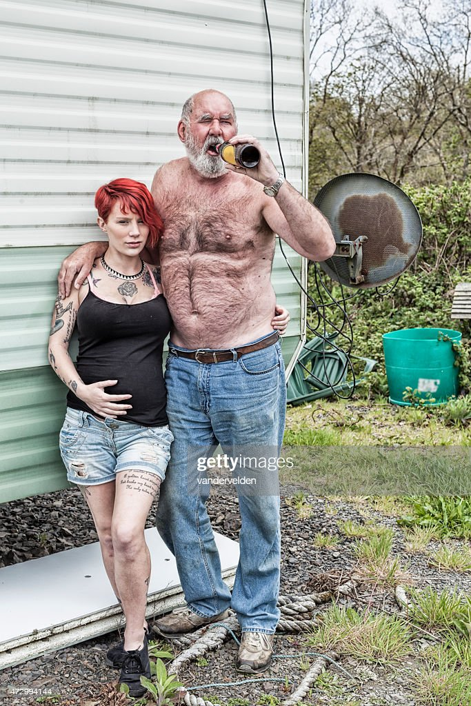 Trailer Trash Stock Photo  Getty Images-1584