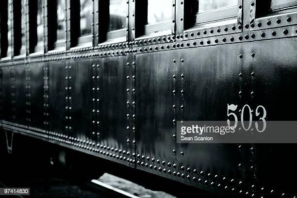 Train Car 503