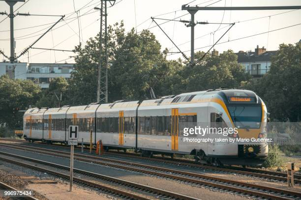 train in germany - railroad car stock pictures, royalty-free photos & images
