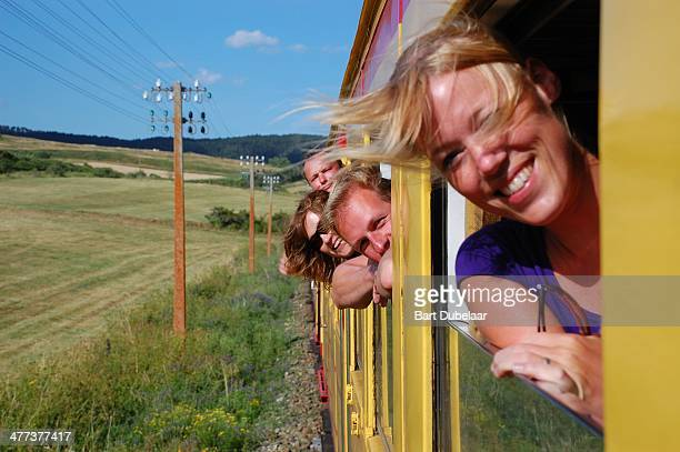 Train  in the French Pyrenees