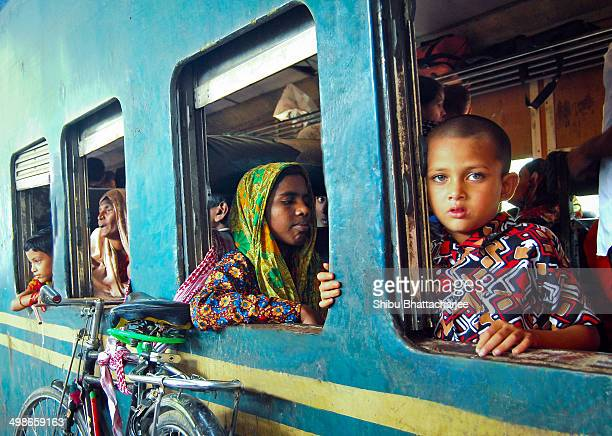 Train journey is always special to us. The child was traveling for the first time by train. He learned a lot from his literature course about the...
