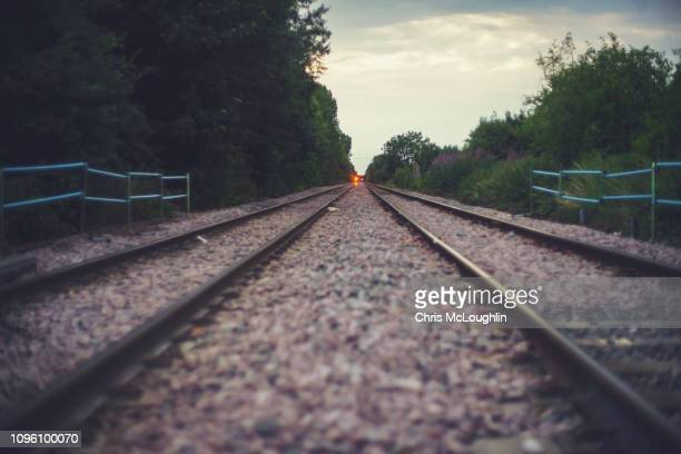 train lines - leeds stock pictures, royalty-free photos & images