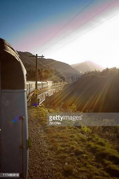 Train, Railway