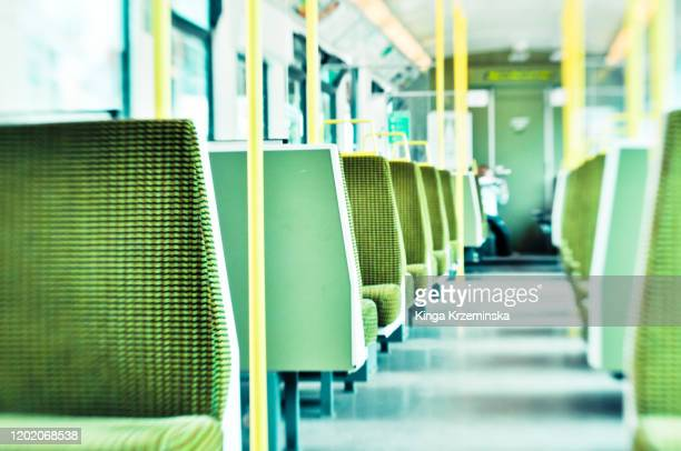 train seats - horsedrawn stock pictures, royalty-free photos & images