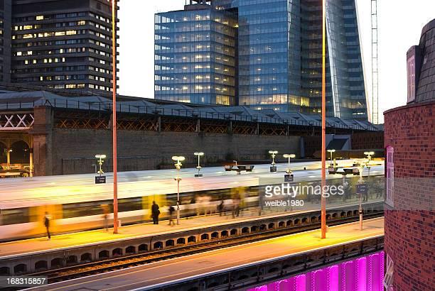 Train Station - London Bridge