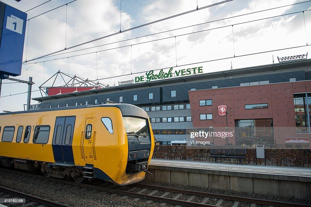 "Dutch Eredivisie - ""FC Twente v PEC Zwolle"" : ニュース写真"