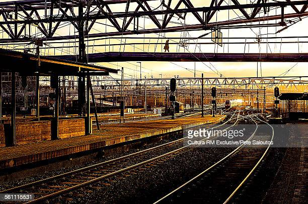 Train station, Oslo, Norway