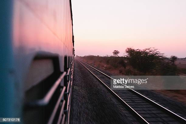 Train to Pushkar Rajasthan India