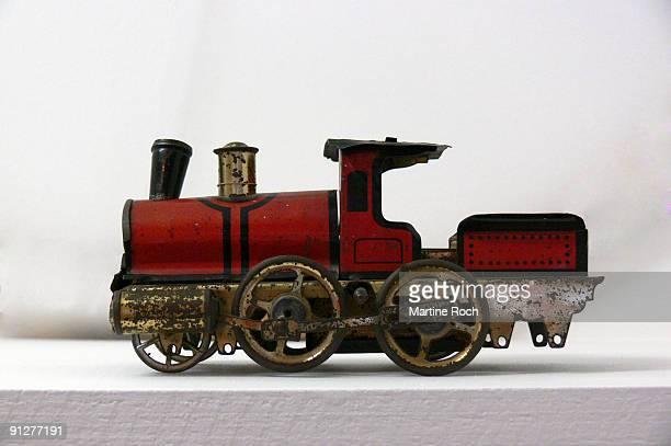train toy - 模型の汽車 ストックフォトと画像
