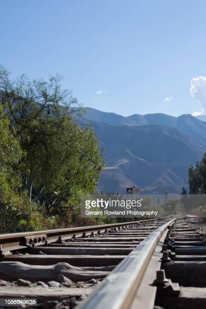Train Track, Sacred Valley, Peru