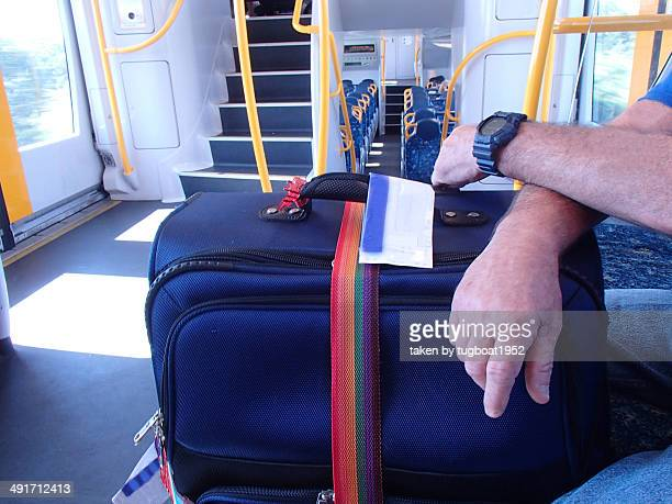 Train travel to Sydney