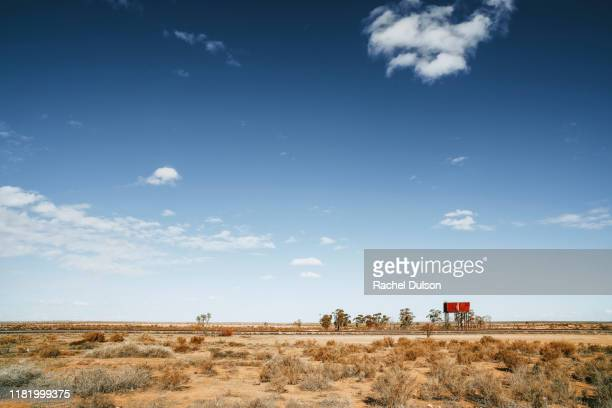 train water tank - outback stock pictures, royalty-free photos & images