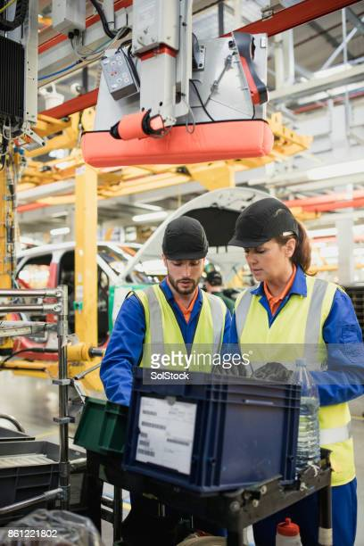 Trainee Production Line Worker