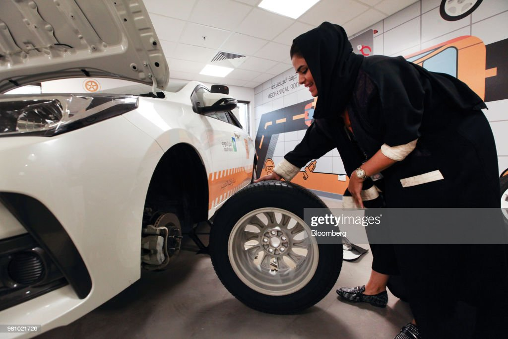 Inside The Saudi Aramco Driving School For Thousands Of Women