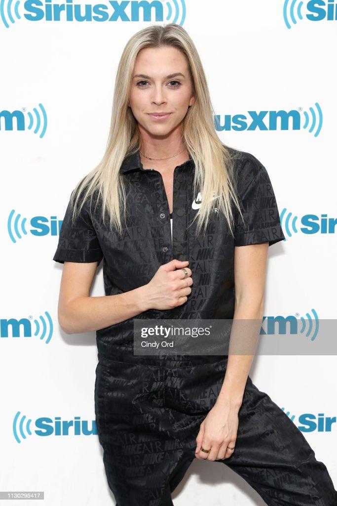 Celebrities Visit SiriusXM - March 13, 2019 : News Photo