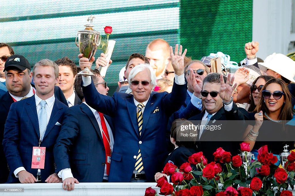 2015 Kentucky Derby : News Photo