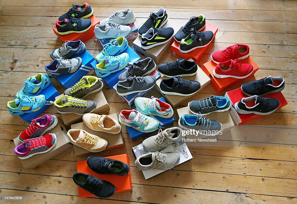 Trainer collection : Stock Photo