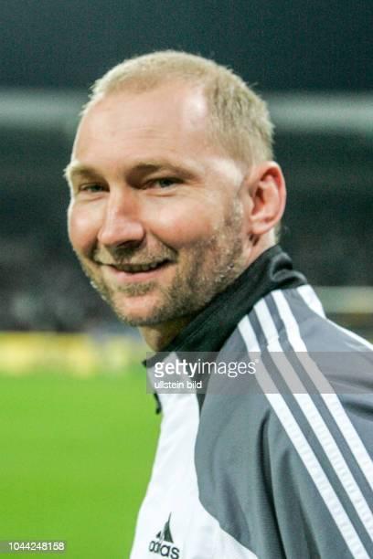 Trainer Dieter Eilts Aus U21 Deutschland Wales 40 in Braunschweig