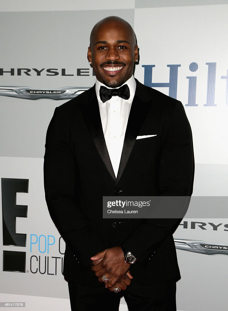 Trainer Dolvett Quince attends the NBCUniversal 2015 Golden Globe Awards Party sponsored by Chrysler at The Beverly Hilton Hotel on January 11, 2015 in Beverly Hills, California.