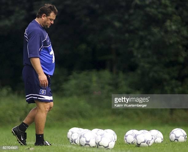 Trainer Frank PAGELSDORF