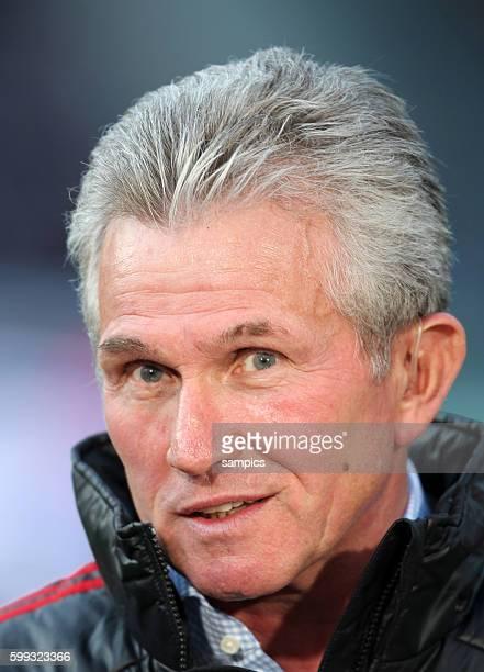 Trainer Jupp Heynckes FC Bayern München 1 Bundesliga Fussball Hannover 96 FC Bayern München Saison 2011 / 2012