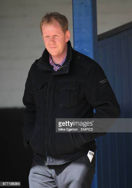 Trainer Michael Channon jnr