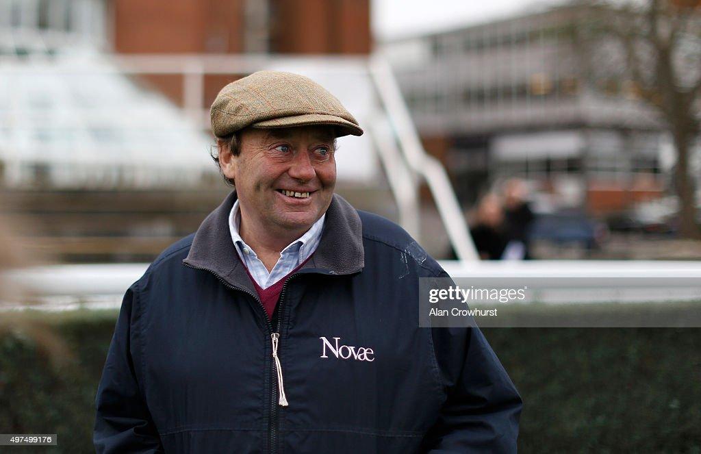 Newbury Races Press Day : News Photo